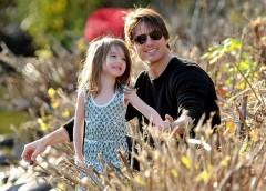 Tom Cruise 50mila dollari per la sicurezza della figlia Suri